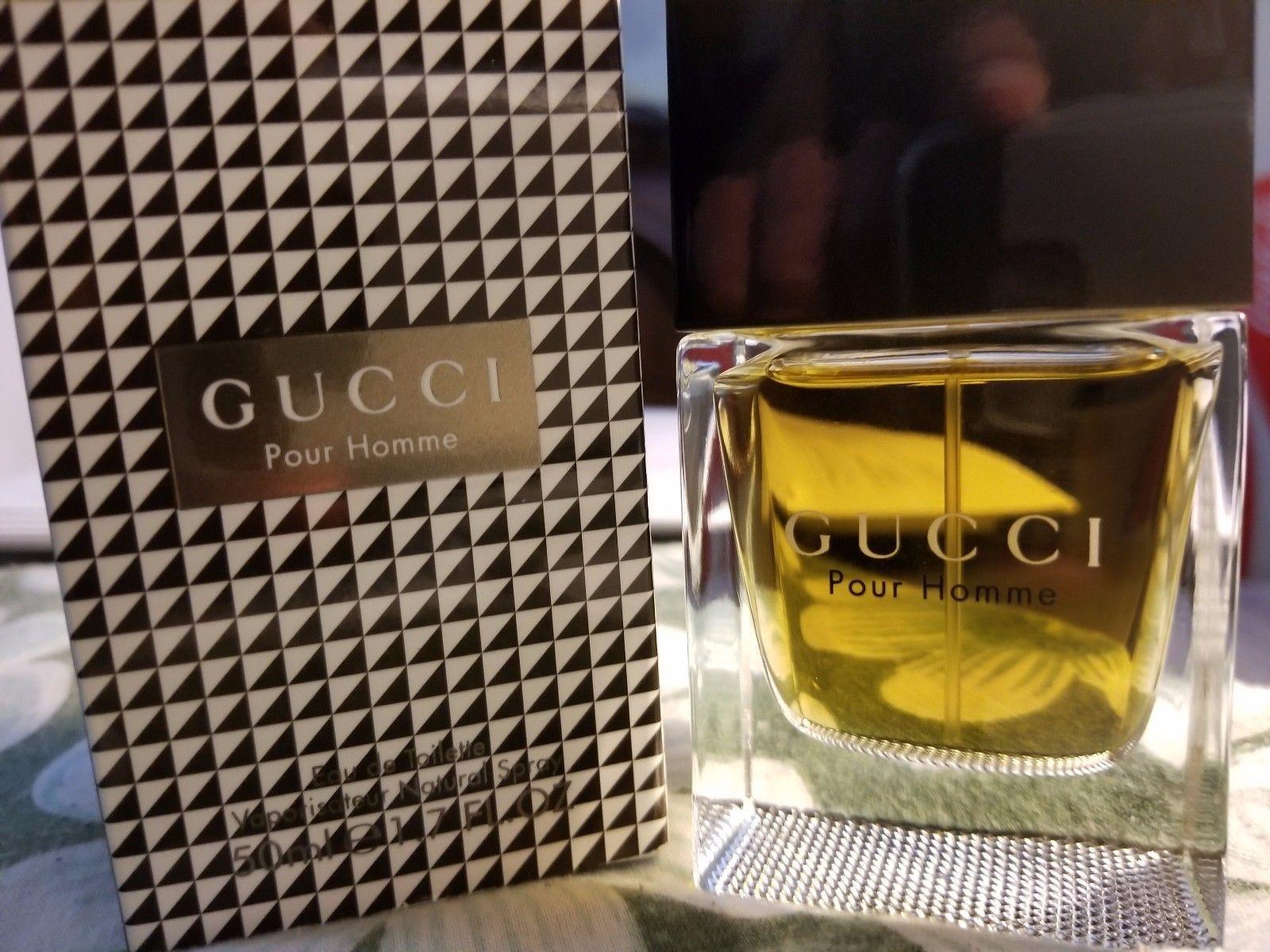 Gucci Pour Homme EDT Eau de Toilette 1.7 oz and 8 similar items. 57 039e49218f1a