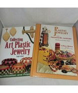 2 Collecting Art Plastic Jewelry and of the 20th Century Identification ... - $28.99