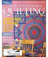 BH&G American Patchwork & Quilting Magazine Aug 2003 #63 - $7.99
