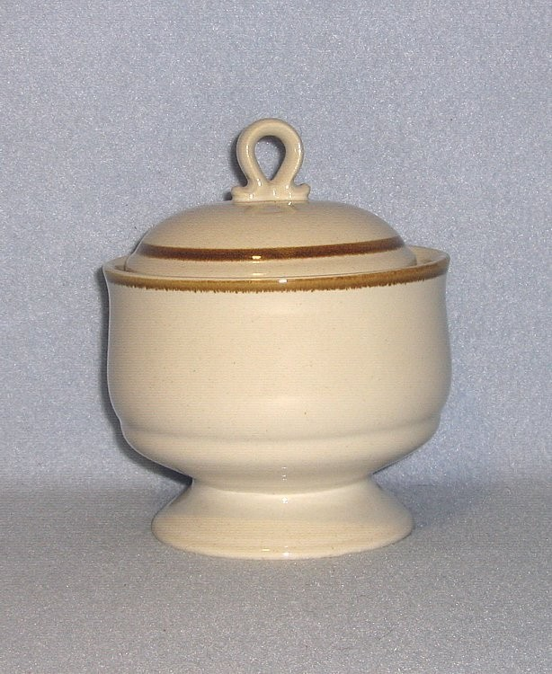 Primary image for Mikasa Stone Harvest KD100 Sugar Bowl with Lid See Listing for Matches