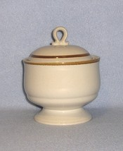 Mikasa Stone Harvest KD100 Sugar Bowl with Lid See Listing for Matches - $7.99