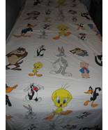 WB Looney Tunes MATERIAL BUGS Bunny Daffy PORKY & More! - $24.95