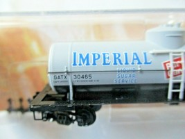 Micro-Trains # 06500196 Imperial Sugar 39' Single Dome Tank Car N-Scale image 2