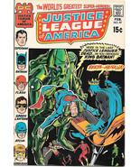 Justice League of America Comic Book #87, DC Comics 1971 VERY FINE - $28.95
