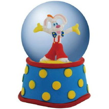 Who Framed Roger Rabbit Arms Out Figure 45 mm Water Globe NEW UNUSED #23751 - $21.04