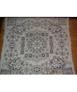 Vintage - Shabby Chic Table (Picnic) Cloth - $25.00