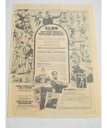 1975 Ad Joe Weider Sixteen Muscle Building Courses - $7.99
