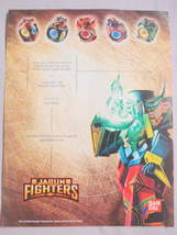 2003 Ad Jagun Fighters by Ban Dai - $7.99