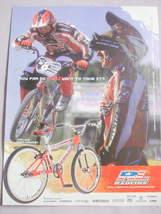 2001 Ad Redline Bicycles Featuring Proline Team Cruiser - $7.99