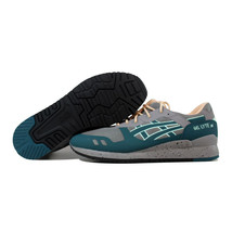 Asics Gel Lyte III NS Aluminum/Deep Teal H714N 9658 Men's SZ 12 - $120.00