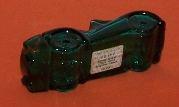 Avon MGB Convertible  Bottle  After Shave