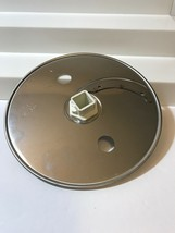 Regal La Machine V Food Processor LM6 V663 Thin Slice Disc Replacement Part - $11.57