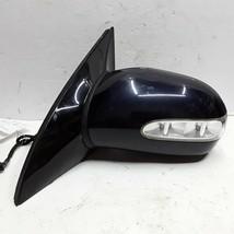 06 07 08 09 10 Mercedes R350 ar500 left driver side blue door mirror 9 wires OEM - $118.79