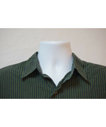 Polo Ralph Lauren Midweight Button-Front Shirt, Excellent, Men's 2XL 1002 - $14.24