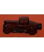 Avon Brown Stirling Six Car  Bottle  After Shave - $20.00