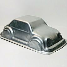 Wilton 3-D Cruiser Car 2001 Cake Pan Jello Mold 2105-2043 Aluminum Bakeware - $10.88