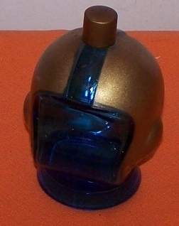 Avon Football Helmet Collector Bottle After Shave