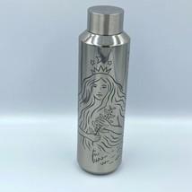 New Starbucks 50 Year Anniversary Stainless Steel Vacuum Insulated Water... - $66.49