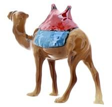 Hagen-Renaker Specialties Ceramic Nativity Figurine Saddled Camel with Blanket image 8