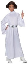 Star Wars Child's Deluxe Princess Leia Costume Large Fits 8-10 years old - £17.83 GBP