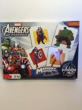 Marvel Avengers Assemble Memory Match Game. Gently Used - $9.90