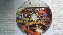 Full Auto (Microsoft Xbox 360, 2006) - $6.05
