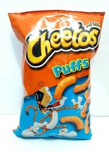 Cheetos Puffs 8 oz Bag Get Puffed Up and Cheesy with Cheetos Puffs - $14.84