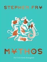 Mythos: (Ancient Greek Mythology Book for Adults, Modern Telling of Clas... - $25.70