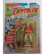 VINTAGE SEALED 1992 ToyBiz Deathlok Cyber Strength Action Figure - $23.12