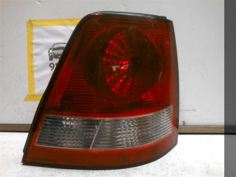 Primary image for Passenger Right Tail Light Fits 03-06 SORENTO 246925