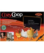 Cozy Coop Poultry Heater Cold Weather Protection Flat Panel 200 Watts 12... - $74.99