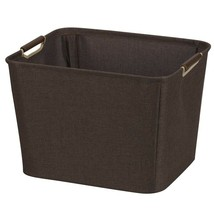 Medium Size Basket Bin Container Holder Utility Laundry Toys Magazine Ki... - $30.89