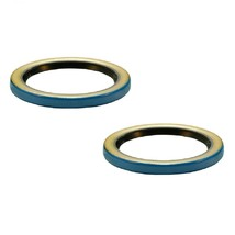 """2 Pack Seal Front Caster Yokes 2"""" OD x 1-1/2"""" ID fits Dixie Chopper 10208 - $9.53"""