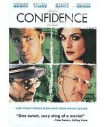 Confidence (DVD, 2003) - $0.99