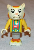 Richard Scarry Brio Huckle Cat Toy Animal Figure - $14.27