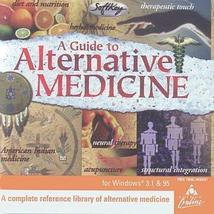 Guide to Alternative Medicine (Jewel Case) [CD-ROM] Windows NT / Mac / L... - $9.89