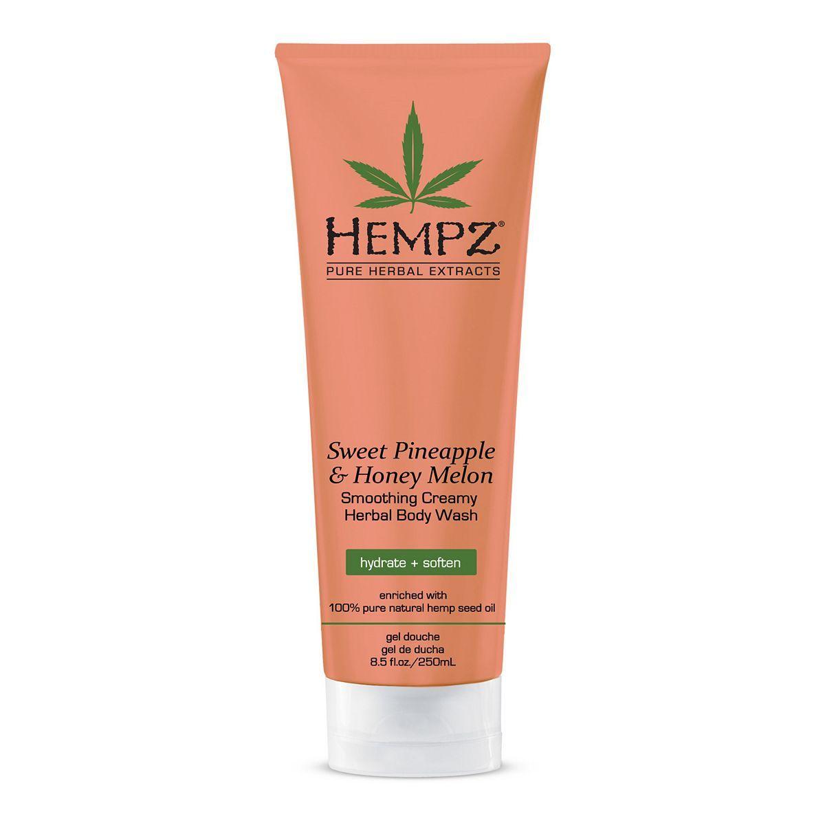 Hempz Sweet Pineapple & Honey Melon Body Wash  8.5oz