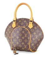Authentic LOUIS VUITTON Ellipse PM Monogram Hand Bag Purse #32570 - $479.00