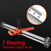 Board Cutter Adjustable Hand Push Drywall Cutting Tool Double Handle wit... - $44.00