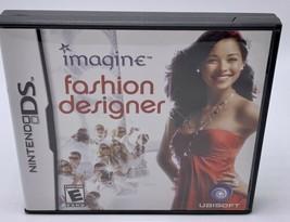 Imagine Fashion Designer Nintendo DS Game 2007 - $4.99