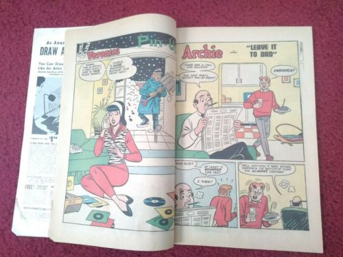 Archie's Pals and Gals #27 G Giant comic 1963