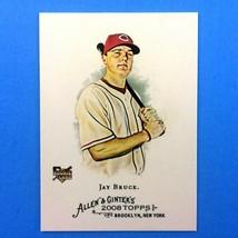 Jay Bruce 2008 Topps Allen & Ginter Rookie Card #273 MLB Cincinnati Reds - $1.93