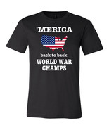 The Ranch Netflix Country Strong Merica Tshirt Patriotic Shirt USA Fourt... - $24.99