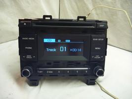 15 2015 Hyundai Sonata Radio Cd MP3 Player 96170-C20004X C56172 - $54.45
