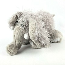 "Ganz Webkinz Elephant 8"" Plush Gray Tusks Shaggy Stuffed Animal Toy NO CODE - $14.50"