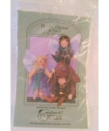 """Doll Pattern by My Sister & i 1993 #SR 104 Titania, Oberon and Puck 6"""" t... - $6.39"""