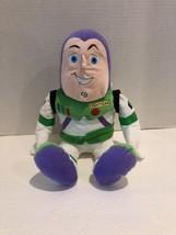 "Kohls Cares Disney Toy Story Buzz Lightyear 14"" Plush Stuffed Doll Toy - $7.69"