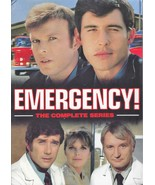 Emergency The Complete Series (32 Disc Box Set DVD) Brand  New - $53.95