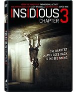 Insidious: Chapter 3 (DVD) - $7.95