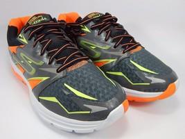 Skechers Go Run Strada Men's Running Shoes Size US 9 M (D) EU 42 Silver Prange